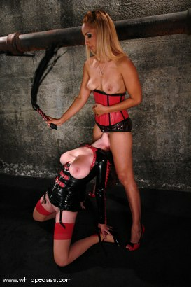 Photo number 4 from Berlin Submits shot for Whipped Ass on Kink.com. Featuring Mz Berlin and Isis Love in hardcore BDSM & Fetish porn.