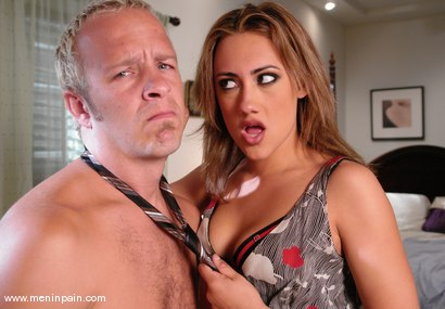 Photo number 5 from Billy and Gwen Diamond shot for Men In Pain on Kink.com. Featuring Billy and Gwen Diamond in hardcore BDSM & Fetish porn.
