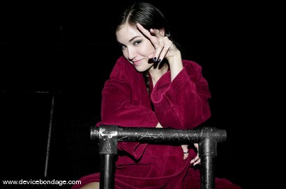 Photo number 15 from Constriction shot for Device Bondage on Kink.com. Featuring Sasha Grey in hardcore BDSM & Fetish porn.