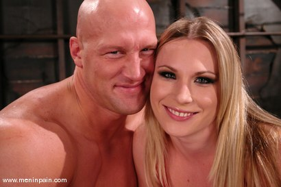 Photo number 1 from Latex Dominatrix shot for Men In Pain on Kink.com. Featuring Harmony and Christian in hardcore BDSM & Fetish porn.