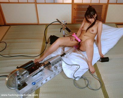 Photo number 2 from Sayonara Japan - Konno, Maya, Ichijo and Oosawa  final machine fucking. shot for Fucking Machines on Kink.com. Featuring Oosawa Hazuki in hardcore BDSM & Fetish porn.