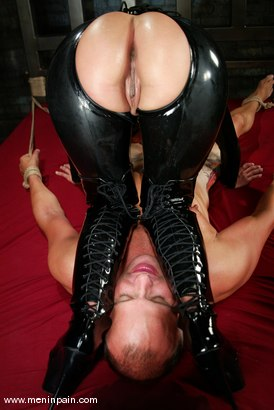 Photo number 12 from Euro Bitch Dominates worthless slave boy shot for Men In Pain on Kink.com. Featuring Tahiti Boy and Sandra Romain in hardcore BDSM & Fetish porn.