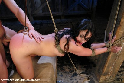 Photo number 12 from Bianca Dagger shot for Sex And Submission on Kink.com. Featuring TJ Cummings and Bianca Dagger in hardcore BDSM & Fetish porn.