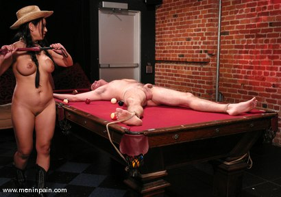 Photo number 10 from Stripper gone Bad shot for Men In Pain on Kink.com. Featuring Kitty Langdon and Wild Bill in hardcore BDSM & Fetish porn.