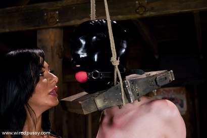 Photo number 4 from Cherry Torn gets her pussy Wired!! shot for Wired Pussy on Kink.com. Featuring Sandra Romain and Cherry Torn in hardcore BDSM & Fetish porn.