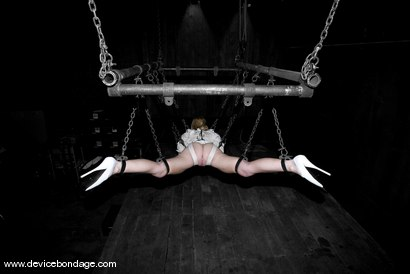 Photo number 7 from Taut shot for Device Bondage on Kink.com. Featuring Sarah Jane Ceylon in hardcore BDSM & Fetish porn.
