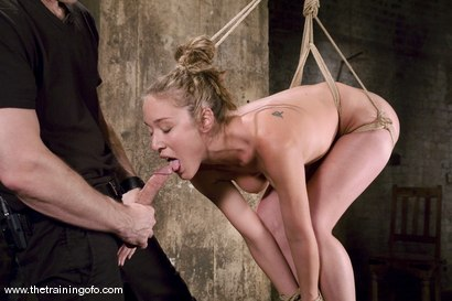 Photo number 11 from The Training of Jade Marxxx, Day One shot for The Training Of O on Kink.com. Featuring Jade Marxxx in hardcore BDSM & Fetish porn.