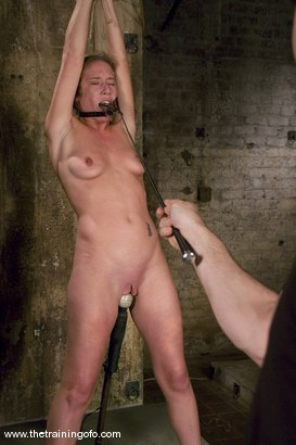 Photo number 9 from The Training of Jade Marxxx, Day One shot for The Training Of O on Kink.com. Featuring Jade Marxxx in hardcore BDSM & Fetish porn.