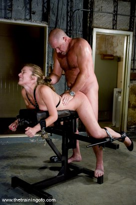 Photo number 12 from The Training of Jade Marxxx, Day Three shot for The Training Of O on Kink.com. Featuring Jade Marxxx and Mark Davis in hardcore BDSM & Fetish porn.