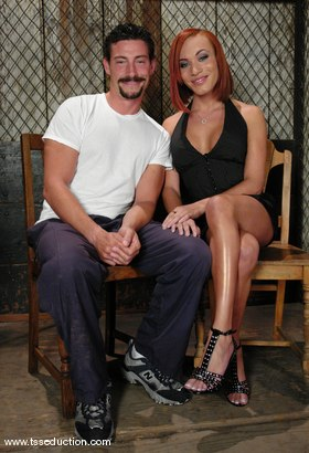 Photo number 1 from Mia Isabella and Eddy shot for TS Seduction on Kink.com. Featuring Mia Isabella and Eddy in hardcore BDSM & Fetish porn.