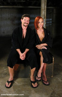 Photo number 15 from Mia Isabella and Eddy shot for TS Seduction on Kink.com. Featuring Mia Isabella and Eddy in hardcore BDSM & Fetish porn.