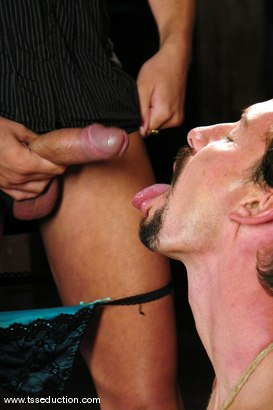Photo number 10 from Mia Isabella and Eddy shot for TS Seduction on Kink.com. Featuring Mia Isabella and Eddy in hardcore BDSM & Fetish porn.