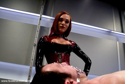 Photo number 2 from Mitch West and Mia Isabella shot for TS Seduction on Kink.com. Featuring Mia Isabella and Mitch West in hardcore BDSM & Fetish porn.