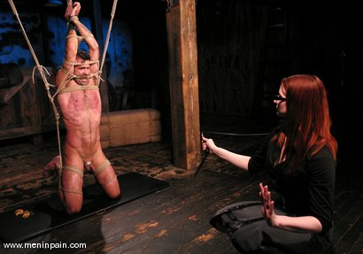 Photo number 2 from Heavy Bondage and Mind Games shot for Men In Pain on Kink.com. Featuring Claire Adams and totaleurosex in hardcore BDSM & Fetish porn.