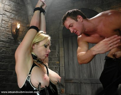 Photo number 6 from Seven returns for more sex and bondage. shot for Sex And Submission on Kink.com. Featuring TJ Cummings and Adrianna Nicole in hardcore BDSM & Fetish porn.