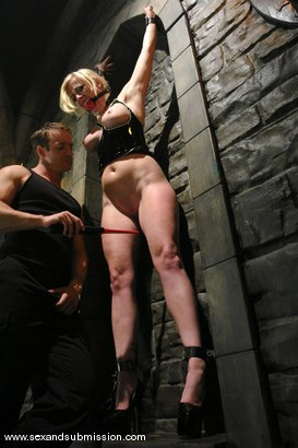 Photo number 4 from Seven returns for more sex and bondage. shot for Sex And Submission on Kink.com. Featuring TJ Cummings and Adrianna Nicole in hardcore BDSM & Fetish porn.