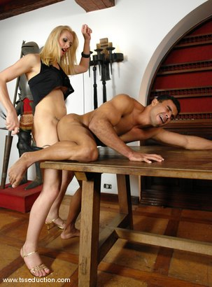 Photo number 12 from Mel Voguel and Poax Lenehan shot for TS Seduction on Kink.com. Featuring Mel Voguel and Poax Lenehan in hardcore BDSM & Fetish porn.