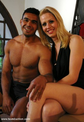 Photo number 1 from Mel Voguel and Poax Lenehan shot for TS Seduction on Kink.com. Featuring Mel Voguel and Poax Lenehan in hardcore BDSM & Fetish porn.