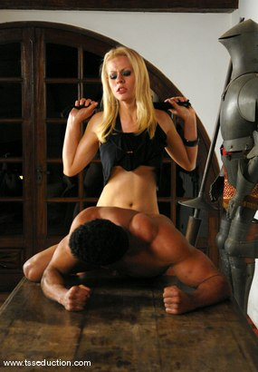 Photo number 10 from Mel Voguel and Poax Lenehan shot for TS Seduction on Kink.com. Featuring Mel Voguel and Poax Lenehan in hardcore BDSM & Fetish porn.