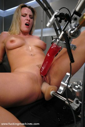 Photo number 4 from Director's Pick: FuckingMachines.com Classic Shoot: The Iron Pussy shot for Fucking Machines on Kink.com. Featuring Harmony in hardcore BDSM & Fetish porn.