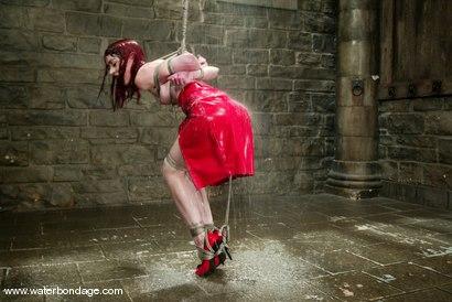 Photo number 6 from Arachnia Webb shot for Water Bondage on Kink.com. Featuring Arachnia Webb in hardcore BDSM & Fetish porn.