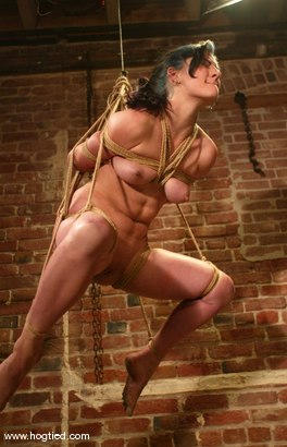 Photo number 14 from Carly shot for Hogtied on Kink.com. Featuring Carly in hardcore BDSM & Fetish porn.