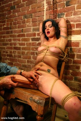 Photo number 10 from Carly shot for Hogtied on Kink.com. Featuring Carly in hardcore BDSM & Fetish porn.