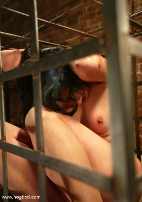 Photo number 9 from Carly shot for Hogtied on Kink.com. Featuring Carly in hardcore BDSM & Fetish porn.