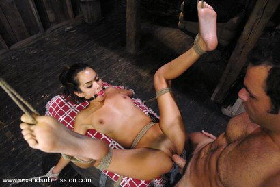 Photo number 8 from Struggle and Takedown shot for sexandsubmission on Kink.com. Featuring Steven St. Croix and Daisy Marie in hardcore BDSM & Fetish porn.