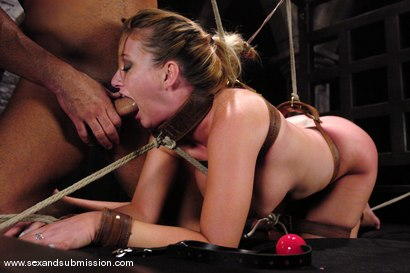 Photo number 10 from Anal Queen Aline shot for Sex And Submission on Kink.com. Featuring Steven St. Croix and Aline in hardcore BDSM & Fetish porn.