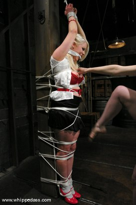 Photo number 5 from Claire Adams and Lorelei Lee shot for Whipped Ass on Kink.com. Featuring Claire Adams and Lorelei Lee in hardcore BDSM & Fetish porn.