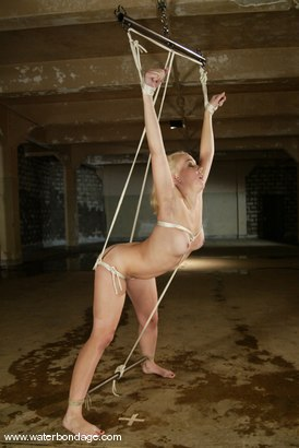 Photo number 5 from Annette Schwarz shot for Water Bondage on Kink.com. Featuring Annette Schwarz in hardcore BDSM & Fetish porn.