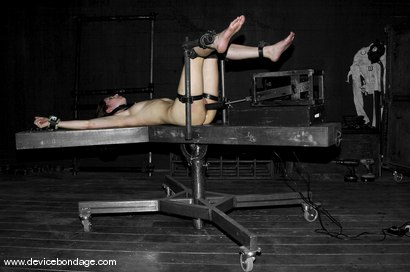 Photo number 9 from Affix shot for Device Bondage on Kink.com. Featuring Calico in hardcore BDSM & Fetish porn.
