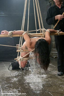 Photo number 10 from Getting   Gianna Lynn   WET! shot for Water Bondage on Kink.com. Featuring Gianna Lynn in hardcore BDSM & Fetish porn.