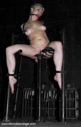 Photo number 8 from Perch shot for Device Bondage on Kink.com. Featuring Adrianna Nicole in hardcore BDSM & Fetish porn.