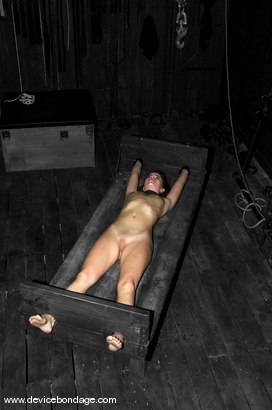 Photo number 9 from X Marks the Spot shot for Device Bondage on Kink.com. Featuring Sarah Blake in hardcore BDSM & Fetish porn.