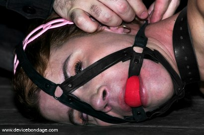 Photo number 3 from X Marks the Spot shot for Device Bondage on Kink.com. Featuring Sarah Blake in hardcore BDSM & Fetish porn.