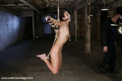 Photo number 4 from Wenona & The Sarge shot for Water Bondage on Kink.com. Featuring Wenona in hardcore BDSM & Fetish porn.