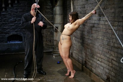 Photo number 11 from Dragonlilly & The Sarge shot for Water Bondage on Kink.com. Featuring Sgt. Major and DragonLily in hardcore BDSM & Fetish porn.