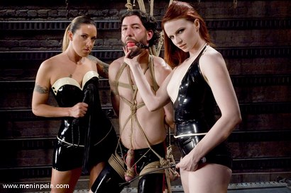 Photo number 2 from Making a Dominatrix shot for Men In Pain on Kink.com. Featuring Omar, Claire Adams and Fiona Cheeks in hardcore BDSM & Fetish porn.