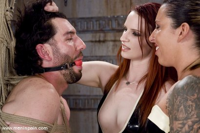Photo number 4 from Making a Dominatrix shot for Men In Pain on Kink.com. Featuring Omar, Claire Adams and Fiona Cheeks in hardcore BDSM & Fetish porn.