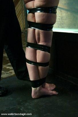 Photo number 12 from Gretchen Elvgren shot for Water Bondage on Kink.com. Featuring Gretchen  Elvgren in hardcore BDSM & Fetish porn.