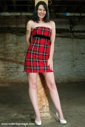 Photo number 1 from Gretchen Elvgren shot for Water Bondage on Kink.com. Featuring Gretchen  Elvgren in hardcore BDSM & Fetish porn.
