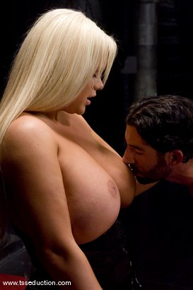 Photo number 4 from Holly Sweet and Omar shot for TS Seduction on Kink.com. Featuring Holly Sweet and Omar in hardcore BDSM & Fetish porn.