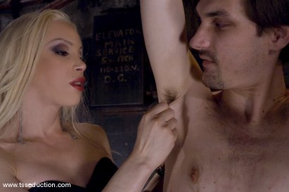 Photo number 2 from La Cherry Spice and Dirk Baywolf shot for TS Seduction on Kink.com. Featuring La Cherry Spice and Dirk Baywolf in hardcore BDSM & Fetish porn.