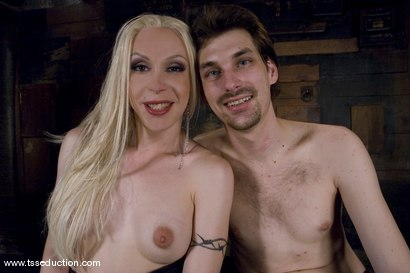 Photo number 15 from La Cherry Spice and Dirk Baywolf shot for TS Seduction on Kink.com. Featuring La Cherry Spice and Dirk Baywolf in hardcore BDSM & Fetish porn.