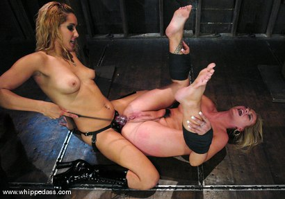 Photo number 13 from Bound Bombshell shot for Whipped Ass on Kink.com. Featuring Isis Love and Aline in hardcore BDSM & Fetish porn.