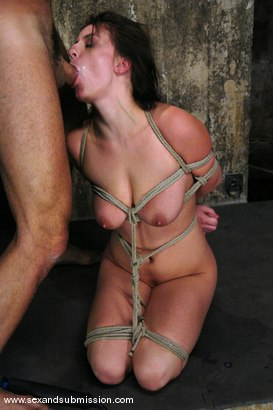 Photo number 9 from Damsel from Denmark shot for Sex And Submission on Kink.com. Featuring Steven St. Croix and Denice K in hardcore BDSM & Fetish porn.