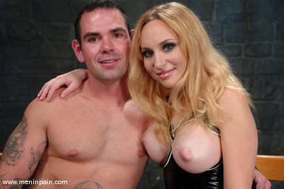 Photo number 15 from Pain is the price for Her company shot for Men In Pain on Kink.com. Featuring Aiden Starr and Daac Ramsey in hardcore BDSM & Fetish porn.