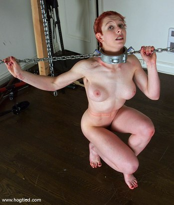 Photo number 1 from Sabrina shot for Hogtied on Kink.com. Featuring Sabrina in hardcore BDSM & Fetish porn.